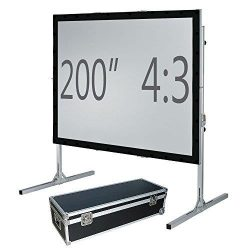 200″ Fast Fold 4:3